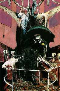 Francis Bacon - 绘画 , 1946