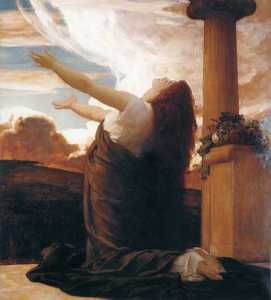 Lord Frederic Leighton - 克莱蒂 1