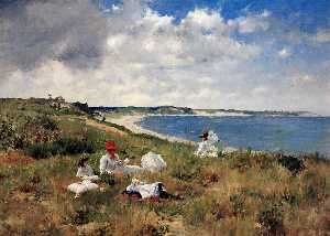 William Merritt Chase - 空闲时间