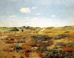 William Merritt Chase - 辛纳科克山