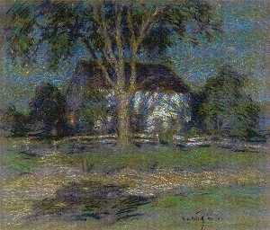 Willard Leroy Metcalf - 月光
