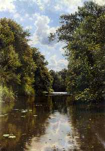 Peder Mork Monsted - 一个夏天的一天