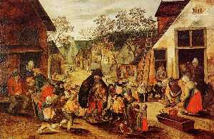 Pieter Bruegel The Younge.. - 器官磨床