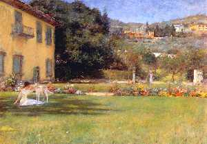 William Merritt Chase - 好 友
