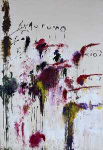 Cy Twombly - 的quattro stagioni , Autunno