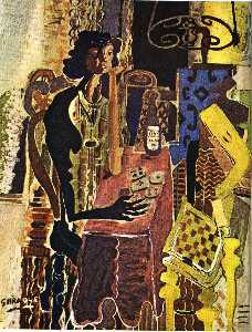 Georges Braque - 耐心
