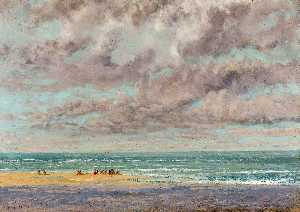 Gustave Courbet - 海洋莱斯Equilleurs