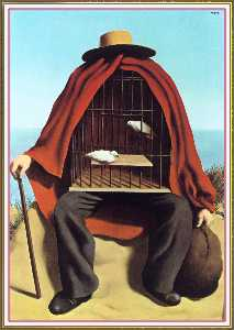 Rene Magritte - 该therapeutist