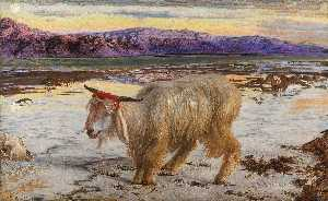William Holman Hunt - 替罪羊