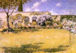 William Merritt Chase - 橘园