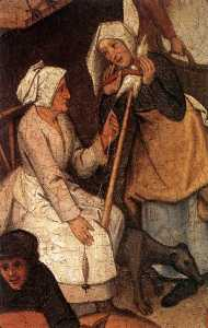 Pieter Bruegel The Younge.. - 箴言 详细  17