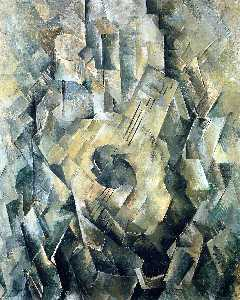 Georges Braque - 曼多拉