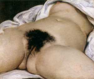 Gustave Courbet - 世界的起源