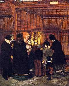 Henry Ossawa Tanner - Pomp--  在 Zoo--