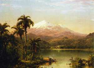 Frederic Edwin Church - Tamaca 手掌