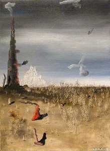 Yves Tanguy - 消光 梅 lumieres inutiles