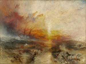 William Turner - 奴隶船