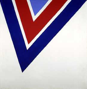 Kenneth Noland - Sarah-s 达到