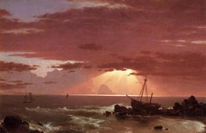 Frederic Edwin Church - 该沉船