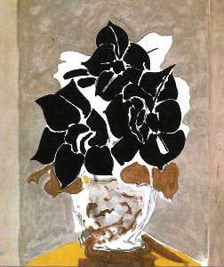 Georges Braque - 的 朱顶红