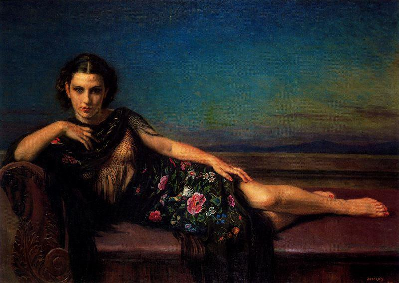 谜 通过 Jorge Apperley (George Owen Wynne Apperley) (1884-1960, United Kingdom)