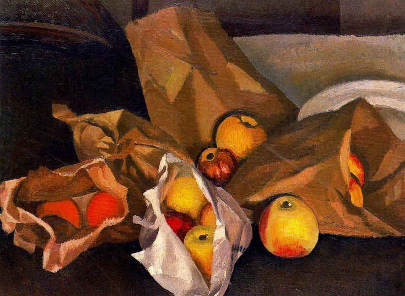 """静物 通过 Stanley Spencer (1891-1959, United Kingdom) 