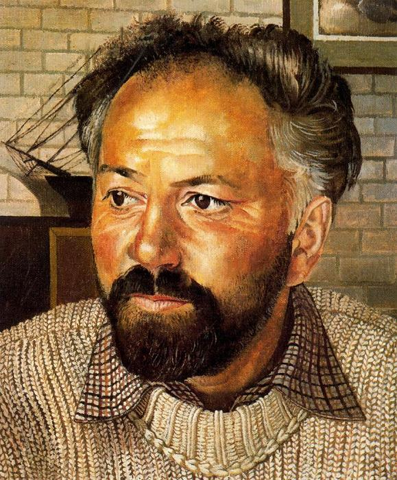 无 1 通过 Stanley Spencer (1891-1959, United Kingdom)