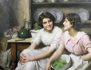 Thomas Benjamin Kennington - Chatterboxes