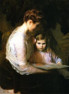 Lilla Cabot Perry - 一个 童话 故事