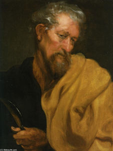 Anthony Van Dyck - 圣巴塞洛缪