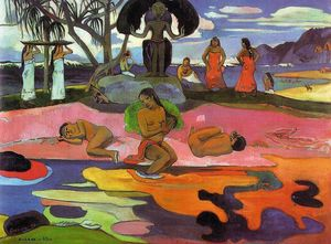 Paul Gauguin - 众神之日