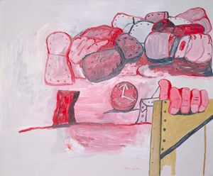 Philip Guston - 过渡