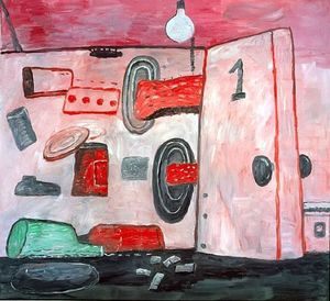 Philip Guston - 内 - 外