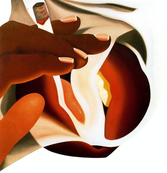 抽烟者 通过 Tom Wesselmann (1931-2004, United States)