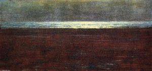Dwight William Tryon - 海 夜