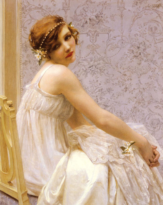 Virginite 通过 Guillaume Seignac (1870-1924, France) | 畫再現 | ArtsDot.com