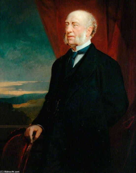 亨利爵士里普利 通过 Thomas Barker (1769-1847, United Kingdom)