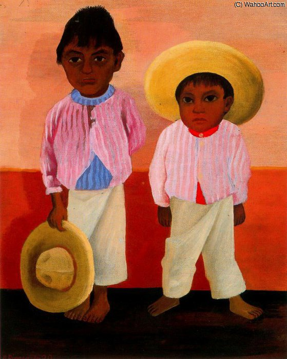 无 (7347) 通过 Diego Rivera (1886-1957, Mexico)