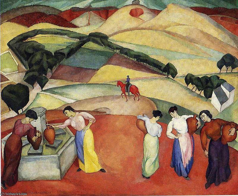 无 (1444) 通过 Diego Rivera (1886-1957, Mexico)