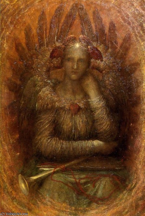 年命名 8076 通过 Frederick Waters Watts (1800-1870, United Kingdom)