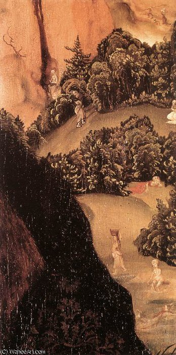 年命名 3714 通过 Lucas Cranach The Elder (1472-1553, Germany)