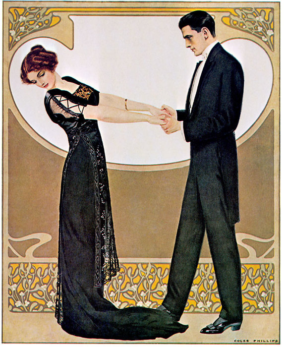 无题(307) 通过 Coles Phillips (1880-1927, United States) | 畫再現 | ArtsDot.com
