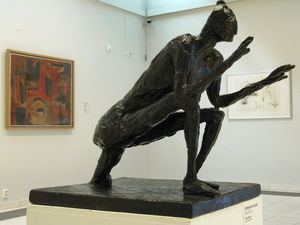 Germaine Richier - 蝈蝈,(1956年)