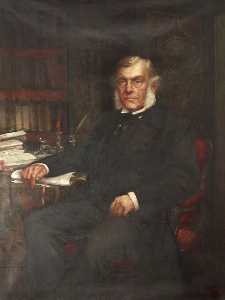 Lowes Cato Dickinson - 乔治 爱德华 Wythes ( 1839–1875 )