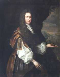 Jonathan Richardson The Elder - 威廉 布朗洛  1633–1675