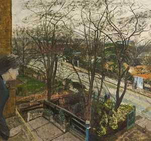 Carel Victor Morlais Weight - 普特尼 窗口