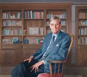 Peter Kenneth Cowley Jackson - 大卫 孔雀 , 主要 的 Whitelands 学院 ( 1985–2000 )