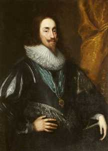 Anthony Van Dyck - 查尔斯 一世  1600–1649